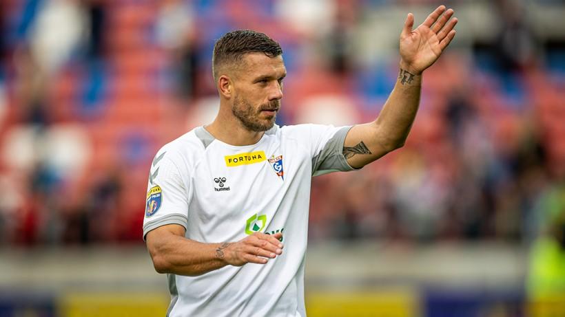 Lukas Podolski: Ludzie rozpoznają mnie na ulicach, ale ja się z tym nie kryję