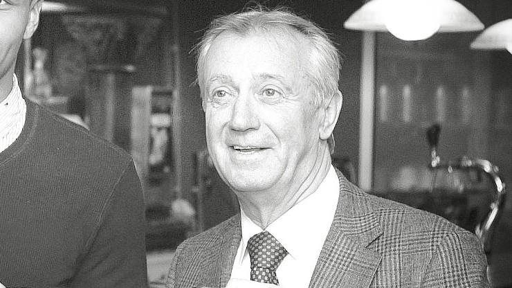 Nie żyje Willy van der Kuijlen, najlepszy strzelec w historii Eredivisie