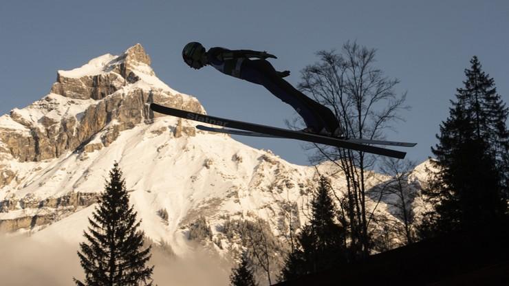 PŚ w skokach: Z powodu silnego wiatru odwołano kwalifikacje w Engelbergu