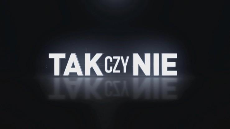"""Czy popierasz pozywanie przez władze Legii kibiców za rozróby stadionowe? - wyniki sondy programu """"Tak czy Nie"""""""