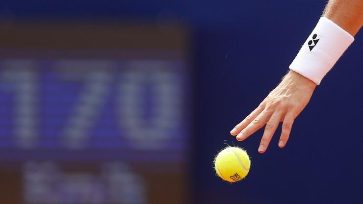 ATP w Stuttgarcie: Odpadł najwyżej rozstawiony Shapovalov