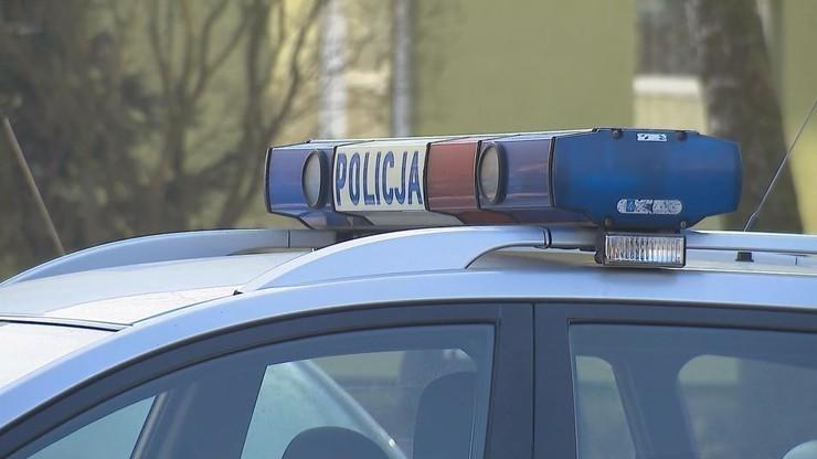 Kielce: 53-latek pchnięty nożem. Policja zatrzymała jego żonę