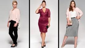 #Supermodelka Plus Size - sesja dla firmy KappAhl