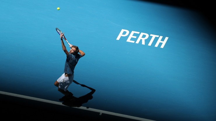ATP Cup: Argentyna - Rosja. Transmisja na Polsatsport.pl