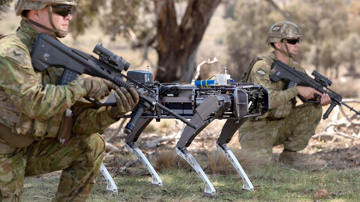 Armia testuje Spota, a Boston Dynamics dowiedział się o tym dopiero od dziennikarzy