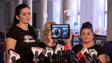 Protestujący w Sejmie: rząd przedstawia nam jałmużnę, protest nie będzie zakończony