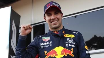 GP Azerbejdżanu: Perez wygrał w Baku. Dramat Verstappena