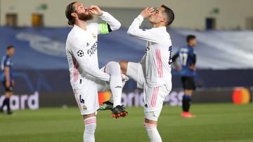 """LM: Real Madryt w ćwierćfinale! """"Królewscy"""" nie dali szans Atalancie"""