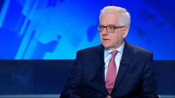 Szef MSZ: być może rozdział unijnych funduszy zostanie powiązany z praworządnością