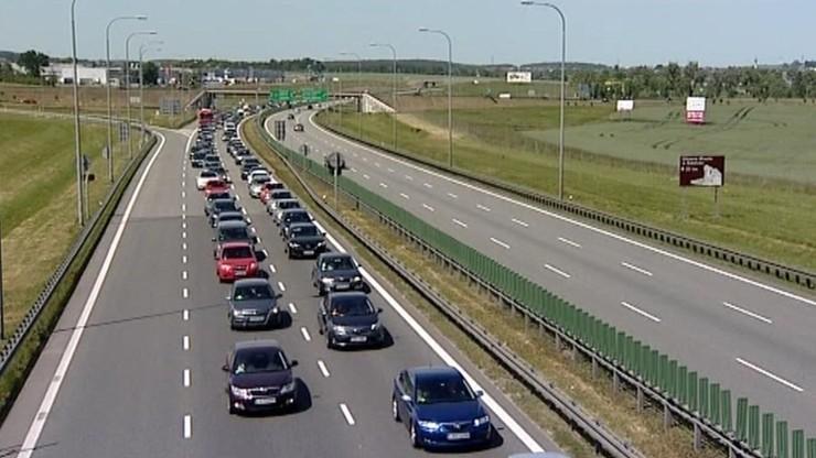 GTC obiecuje: korki na A1 w weekendy powinny być mniejsze