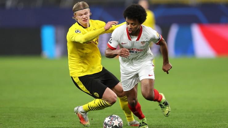 Liga Mistrzów: Borussia Dortmund - Sevilla FC. Skrót meczu (WIDEO)