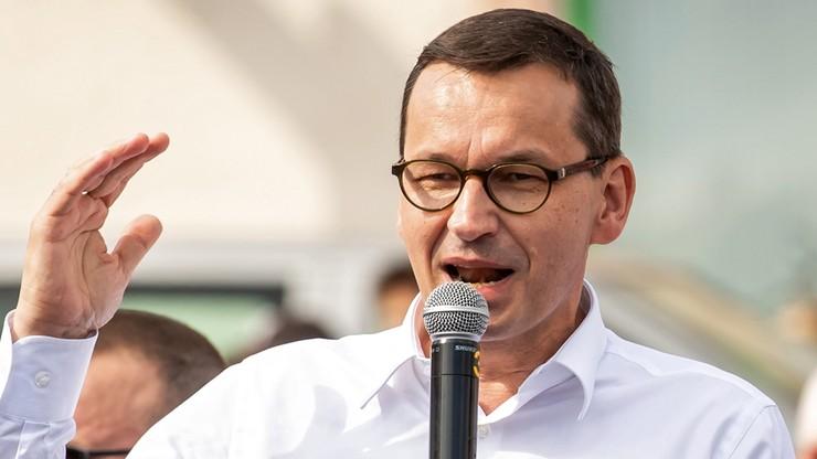 Premier o Warszawie: prąd od Niemców, ciepło od Francuzów. Tak ma wyglądać Polska?