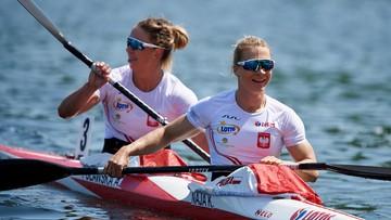Tokio 2020: Karolina Naja i Anna Puławska w półfinale K2 500 m