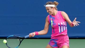 WTA w Nowym Jorku: Osaka i Azarenka awansowały do półfinału