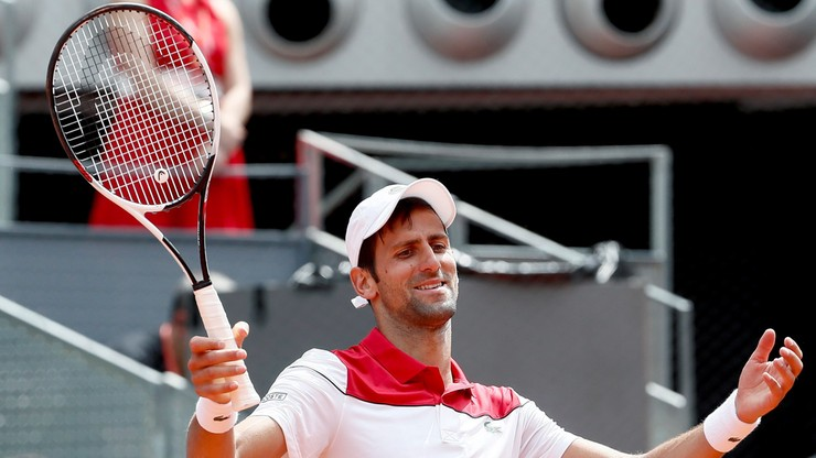 ATP w Madrycie: Djokovic szybko odpadł z kolejnego turnieju