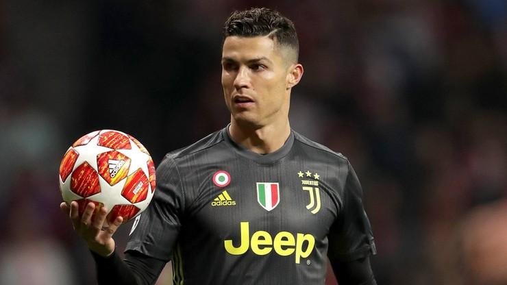 Juventus Turyn z powodu kłopotów Ronaldo nie wystąpi w USA