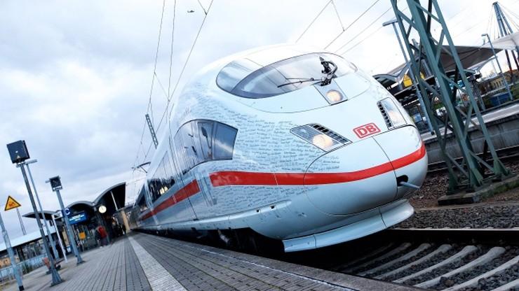 Nowy pociąg dużych prędkości... spóźnił się o dwie godziny