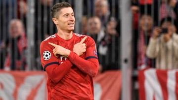 Kolejne gole Lewandowskiego w Lidze Mistrzów. Polak dogonił legendę Realu Madryt