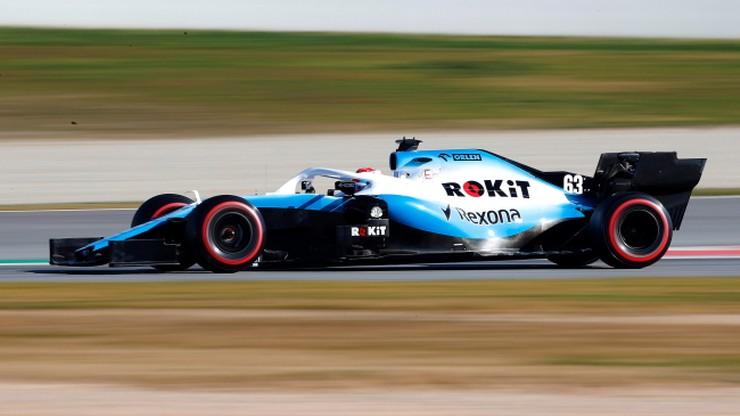 Williams dobrze rozpoczął drugą serię testów w Barcelonie