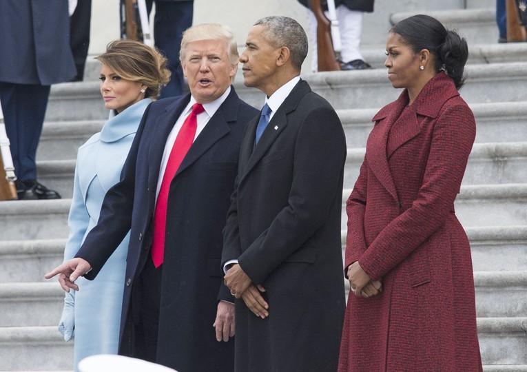 Inauguracja Donalda Trumpa w 2017 roku