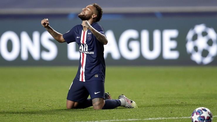 Neymar zostaje w Paris Saint-Germain