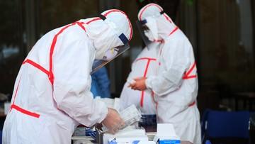 Ponad 1,5 miliona zakażeń w Polsce od początku pandemii