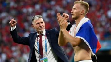 Euro 2020. Vitezslav Lavicka: Czeka nas dobry i emocjonujący mecz