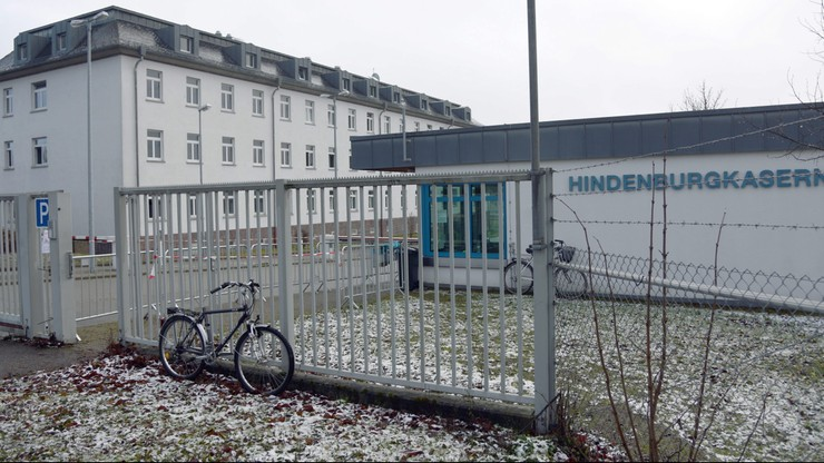 Pięciu Polaków zatrzymano po ataku na ośrodek dla uchodźców w Niemczech