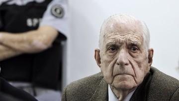 """Argentyński dyktator skazany m.in. za """"zniknięcie ponad 100 osób"""""""