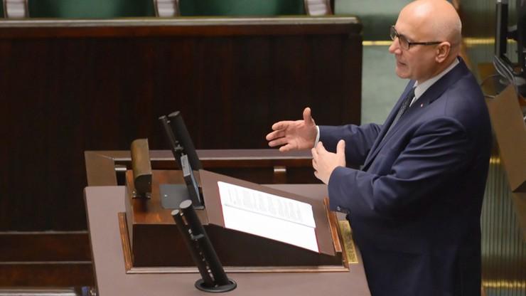 Brudziński: czuję się odpowiedzialny ws. ataku na Adamowicza; oddaję się do dyspozycji premiera
