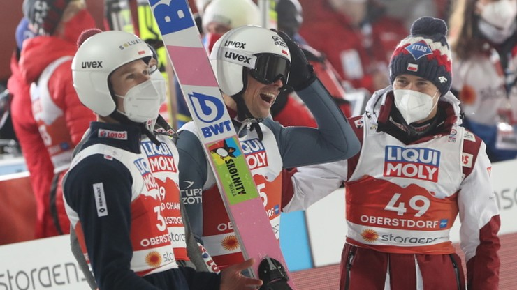 MŚ Oberstdorf 2021: Ile złotych medali mistrzostw świata wywalczyli Polacy?
