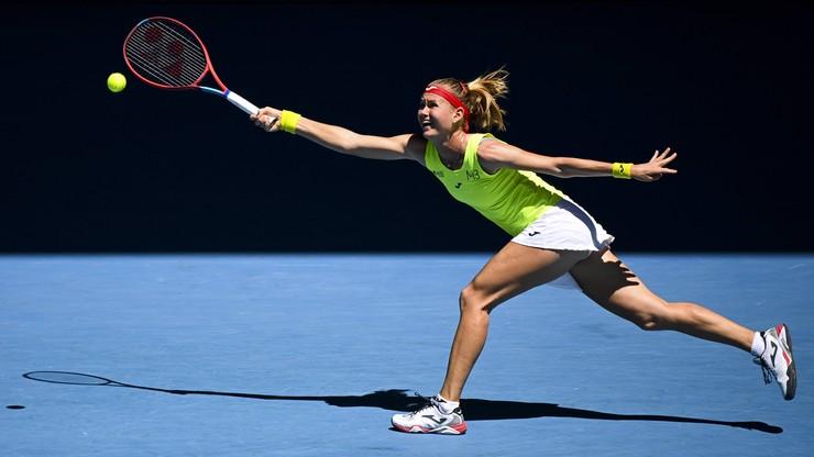 Turniej WTA w Melbourne: Bouzkova i Kasatkina w finale