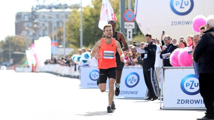 Maraton Warszawski: Dwoje Polaków na podium