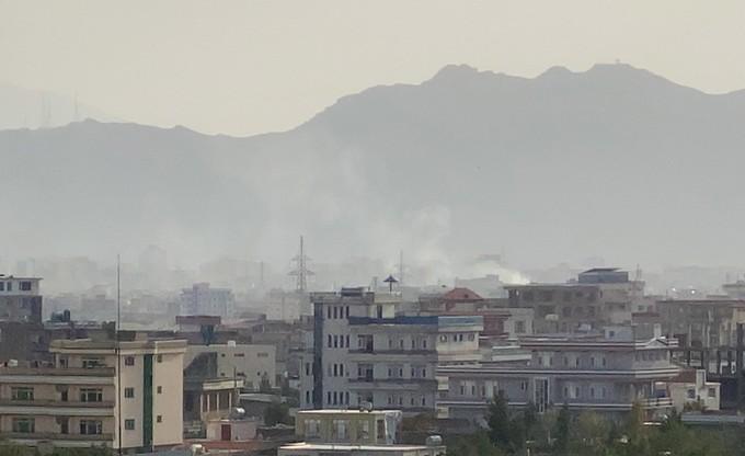 Kabul: siły USA przeprowadziły atak rakietowy na terrorystę