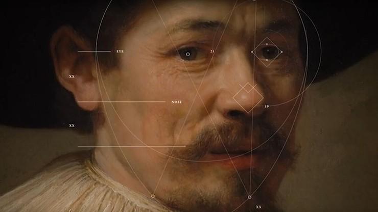 """Powstał """"nowy"""" obraz Rembrandta"""