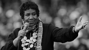 Nie żyje królowa soulu Aretha Franklin