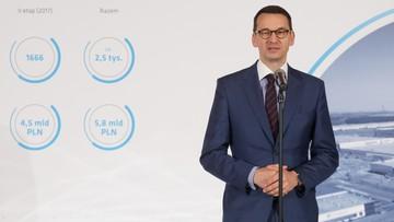 Morawiecki: rezygnujemy z 9,2 mld dolarów linii kredytowej z Międzynarodowego Funduszu Walutowego