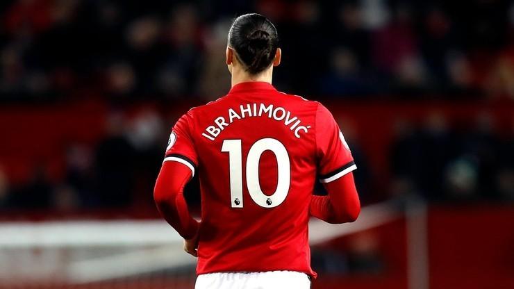 """Mourinho wykluczył transfer Zlatana. """"Mamy najlepszego napastnika w Anglii"""""""