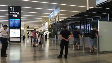 Polak spędził cztery dni na lotnisku w Pradze. Czesi nie chcieli go wypuścić