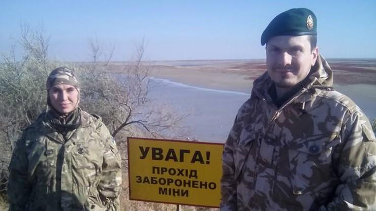 Oskarżony przez Rosję o planowanie zamachu na Putina postrzelony na Ukrainie