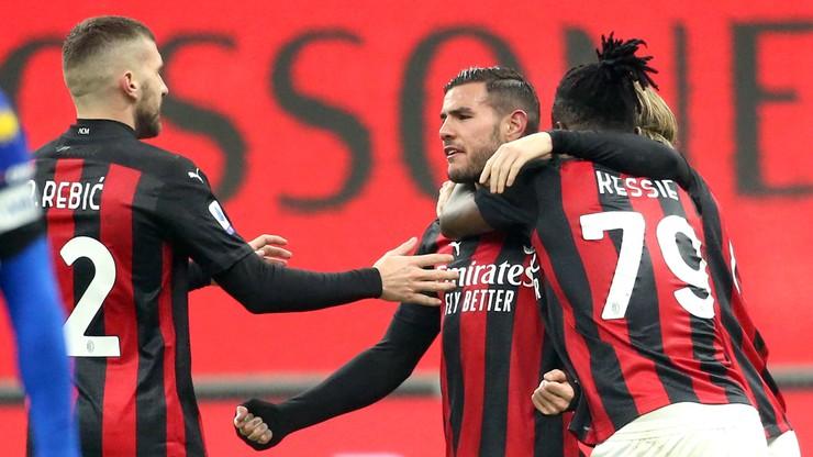 Serie A: Dwóch piłkarzy AC Milan z koronawirusem