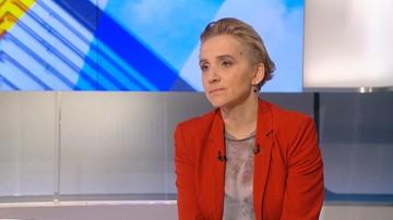"""""""To chyba jeden z najczarniejszych tygodni w polskim Sejmie"""". Scheuring-Wielgus o przyjętych ostatnio ustawach"""