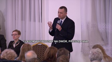 """Mieszkańcy gminy Baranów nie chcą u siebie lotniska. """"Czasem wychodzimy na dwór"""""""