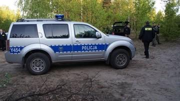 Policyjna obława w Wołominie. 23-latek uciekł z komendy