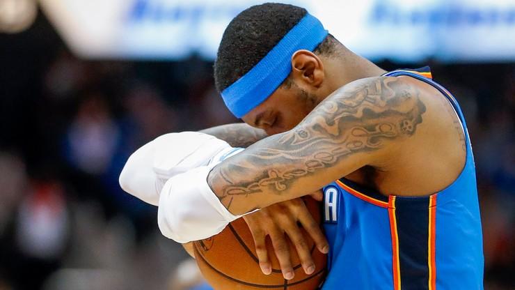 NBA: Carmelo Anthony zagra w Houston Rockets