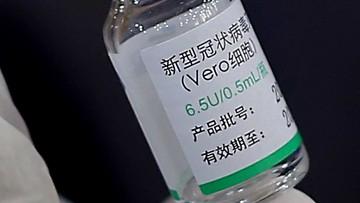 Prezydent Czech prosi Chiny o szczepionkę