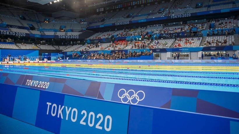 Tokio 2020: Rosjanin Jewgienij Ryłow złotym medalistą na 100 m st. grzbietowym