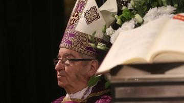 Abp Głódź: trwa przywracanie godności ludzkiej i należnej chwały Żołnierzom Niezłomnym