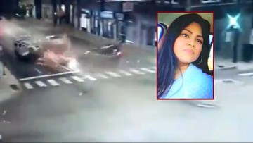 Matka sześciorga dzieci zginęła przez policyjny pościg. Uderzył w nią radiowóz