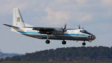 Polscy piloci za sterami ukraińskiego samolotu przelecą nad Rosją i Białorusią